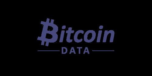 Bitcoin Data logo Fintech